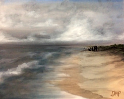 Jekyll shoreline