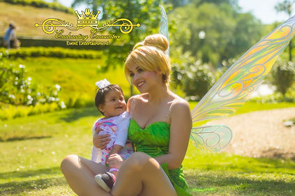 Enchanting Encounters | Houston Princess Parties The Tinkerfairy