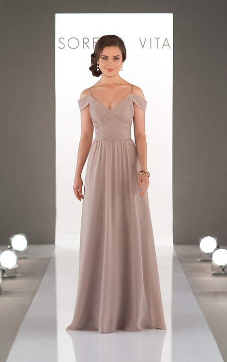 bridesmaid dress chiffon, bridal studio, sorella vita, germany