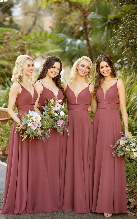 cuba bridesmaids sorella vita bridal studio v neck