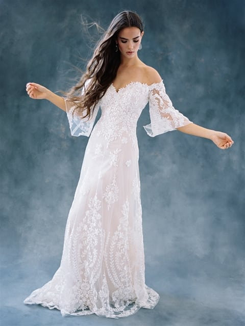 willow wilderly bridal studio sleeves off the shoulder