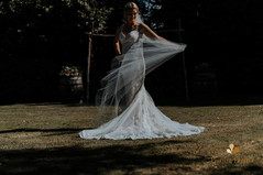 Nadine wears 'Kirsty'  Photography by Binh Trinh