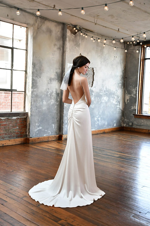 aiden all who wonder satin classy chic bridal studio low back