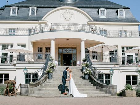 Christina und Florian - Hochzeit auf Schloss Theutschenthal