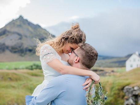 Hülja & Felix - Hochzeit auf Island
