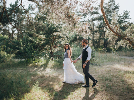 Make a second wedding stand out