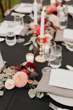 Unique tablescapes