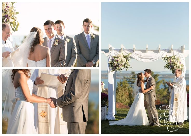 Point Lookout in Northport Wedding