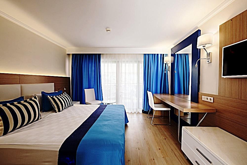 PEGASOS WORLD HOTEL SİDE