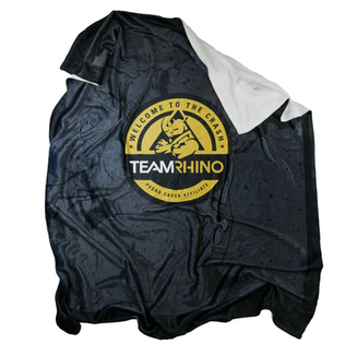 Team Rhino WTTC Blanket