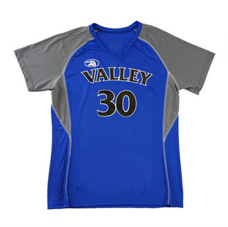 Valley Viking Volleyball Jersey - Front