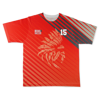 2017 Buhl Soccer Jersey Top - Front