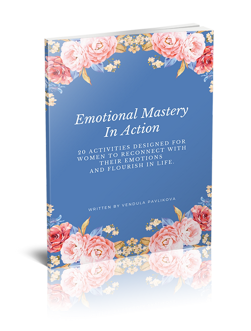 Emotional Mastery in Action e-book