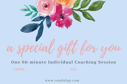 Coaching as a gift