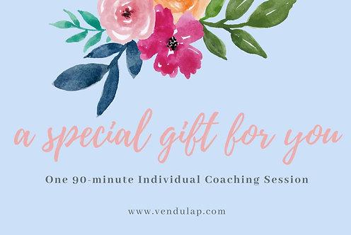 Coaching as a gift