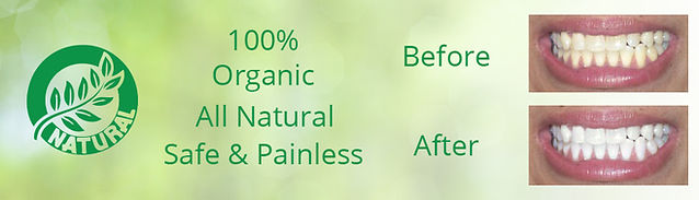 Aurora Organic Spray Tans Teeth Whitening