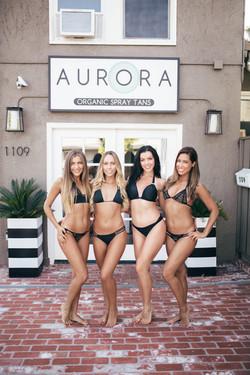 Aurora Organic Spray Tans Angels
