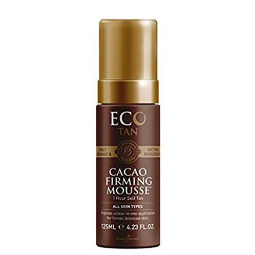 Eco-Tan Organic Cacao Self Tanning Mousse
