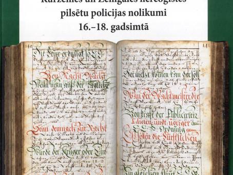 Latvijas Nacionālā arhīva grāmatas atklāšana