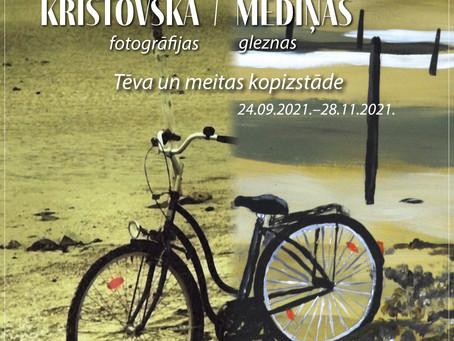 Kristovsku ģimenes izstāde muzejā