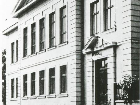 Muzeja krājuma ēkas vēsture