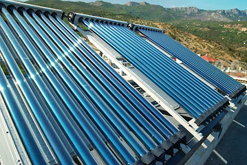 vacuum-solar-water-heating-system-on-the