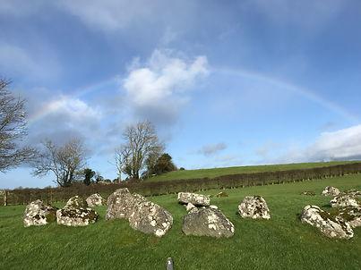 Carrowmore rainbow.JPG
