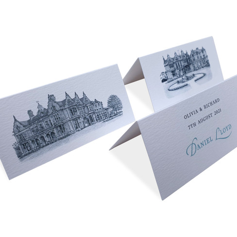 Place_Card_Illustrated_2_ClevedonHall_Wh
