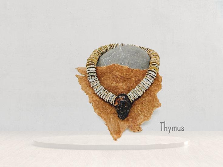 Thymus: Terpene Embrace Driftwood + kit 5ml Booster