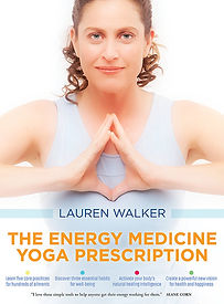 Energy Medicne Yoga Prescription Book