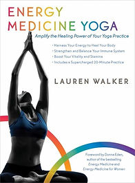 Energy Medicine Yoga Book