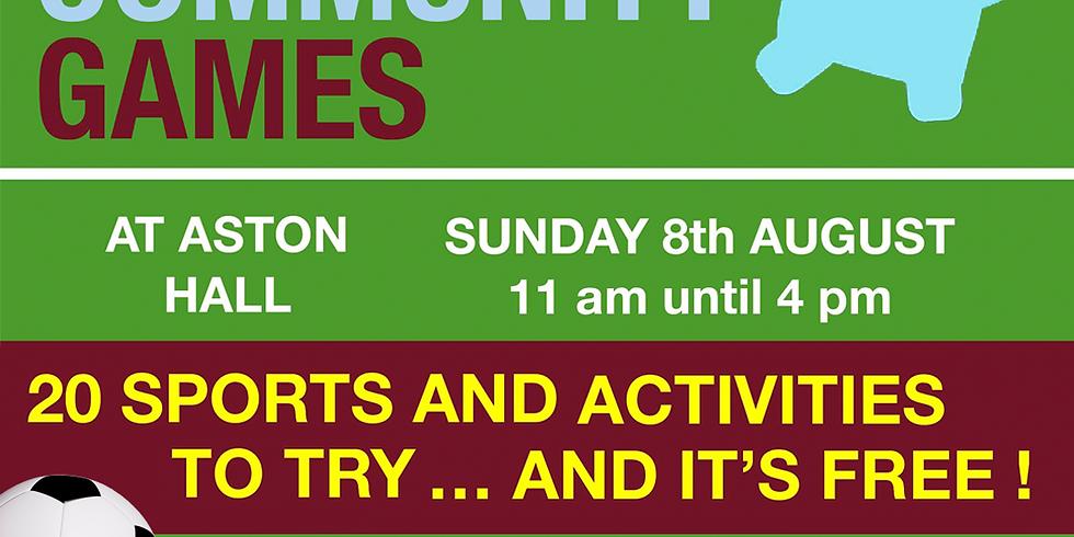 Aston Community Games