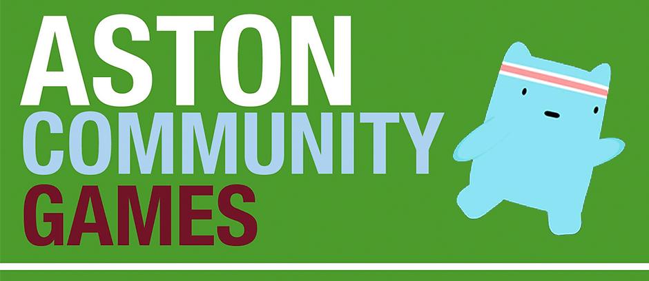 Aston Community Games Birmingham with Aston Villa Foundation AVFC BANNER.png