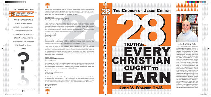 The Church of Jesus Christ_28 Things_Boo