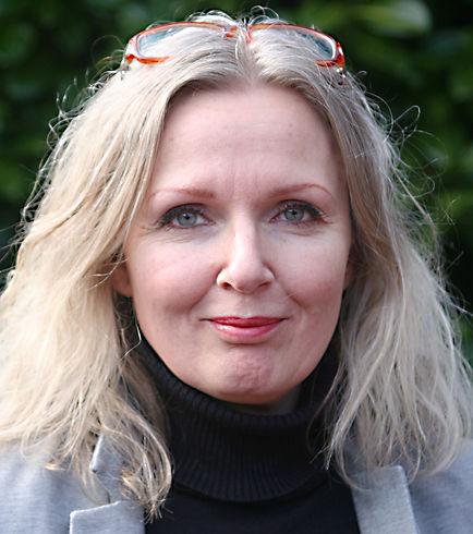 Mediatorin Melanie Sudholz