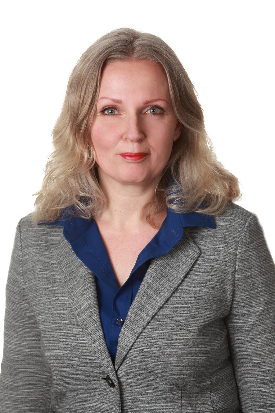 Melanie Sudholz - Vorsitzende