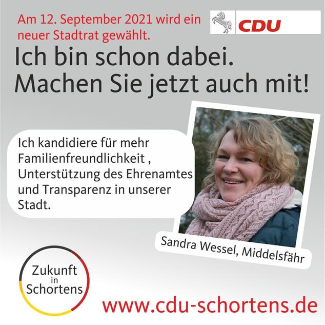 Sandra Wessel