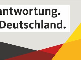 Verantwortung. Für Deutschland.