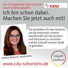 Sabiha Dietrich