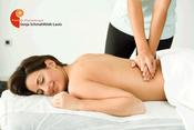Individuelle Massage hilft und unterstützt.