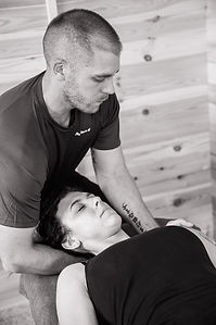The CJS sports massage clinic is based near Beaconsfield and Gerrards Cross