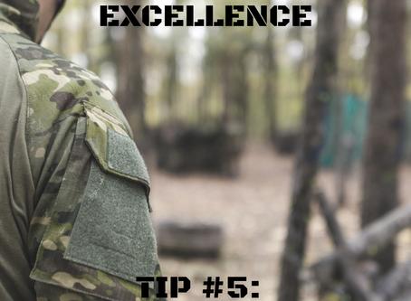 Pursuing Excellence Series Part 5: Prepare Your Mind