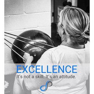 E = Excellence