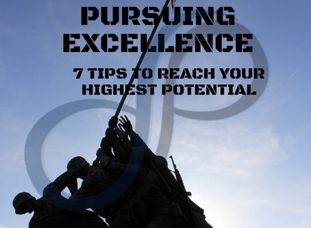 Pursuing Excellence Series: An Overview