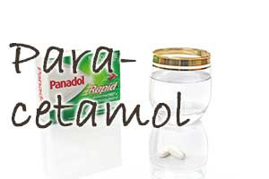 意外と知らない?Paracetamol(Panadolの主成分)について