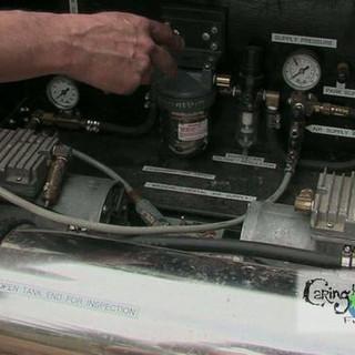Creative equipment used at Cape CARES' sites