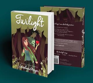 Twiligh Saga Covers