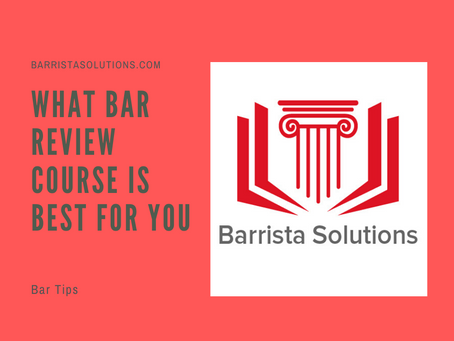 What Philippine Bar Review Course Is Best For You
