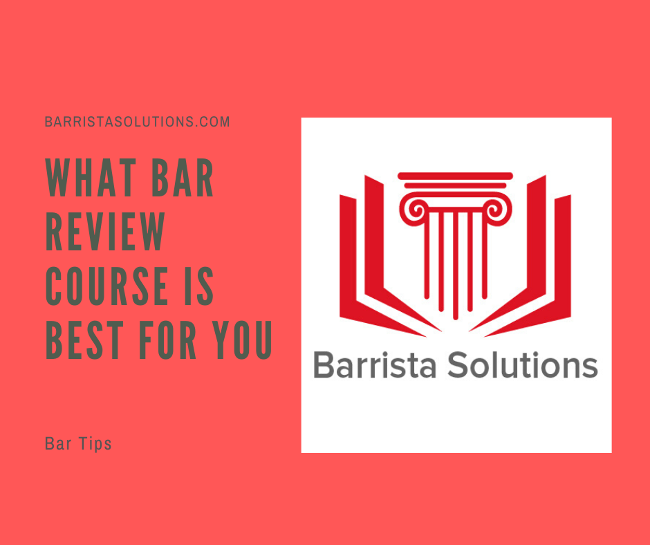 Choosing the best Bar Review Course in the Philippines