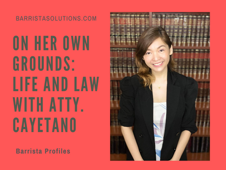 On Her Own Grounds: Life and Law with Atty. Cayetano